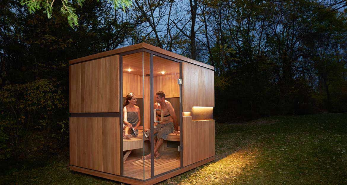 Sauna Infrarouge Grand Confort - Clair Azur