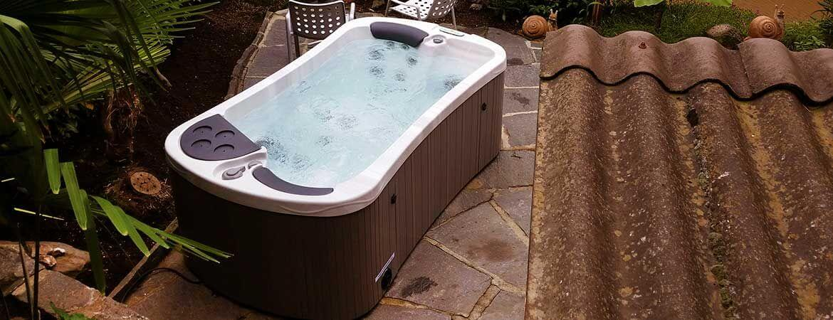 Taille Jacuzzi 2 Places